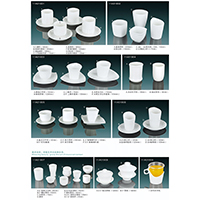 Plain Durable Chinaware Series